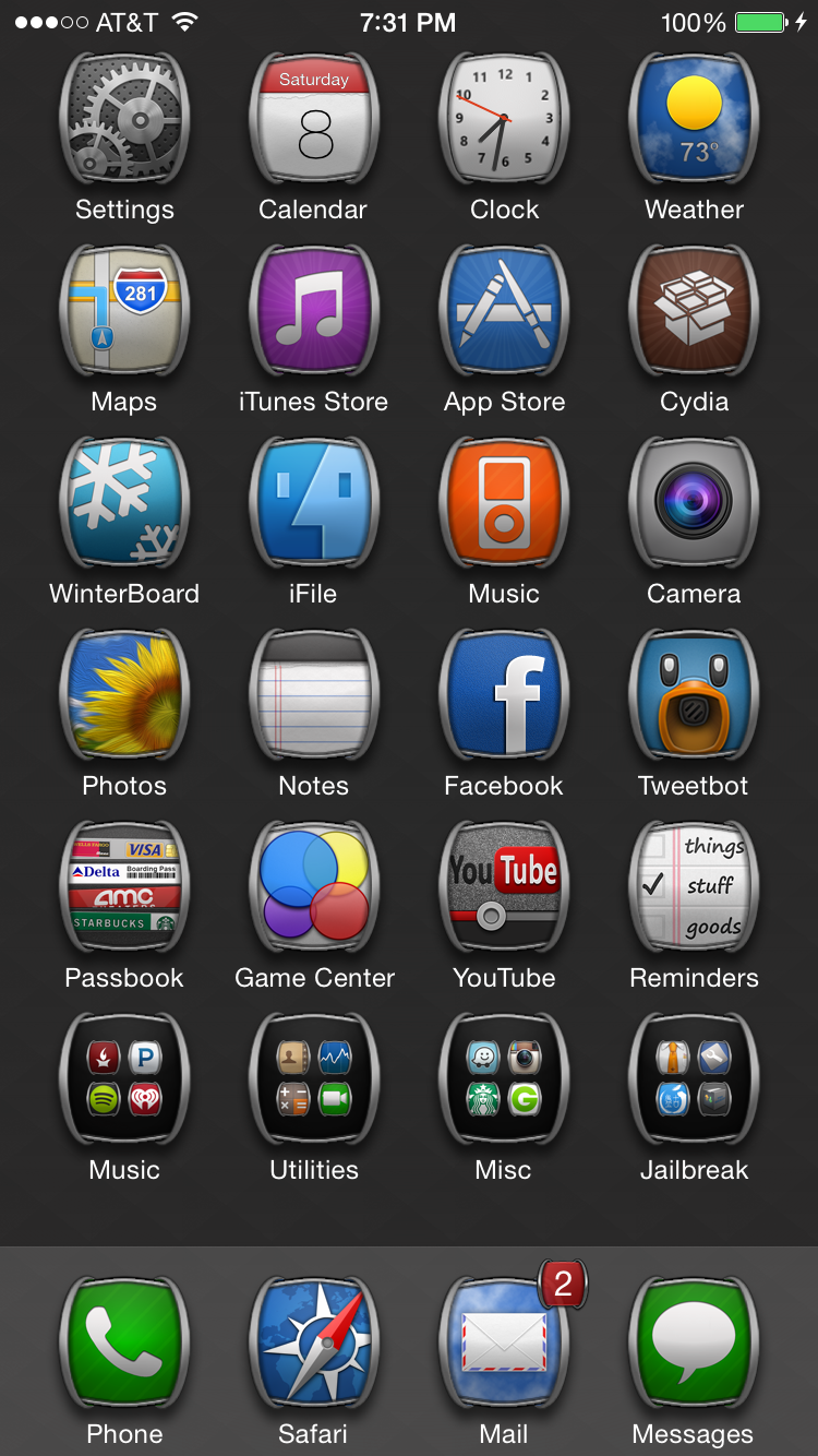 themes for iphone 6 plus